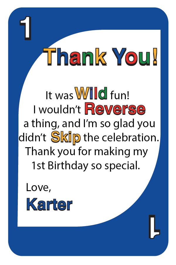 electronic thank you cards with photo